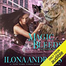 Magic Bleeds: Kate Daniels Series, Book 4