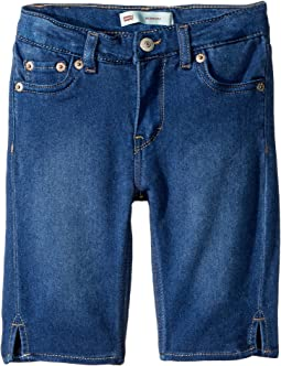 710™ Super Skinny Fit Soft and Silky Bermuda Shorts (Little Kids)