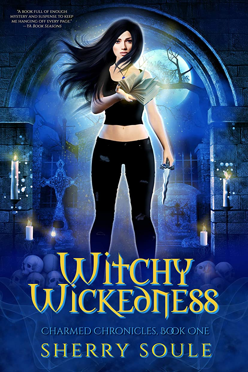 ポール流星岩Witchy Wickedness (Charmed Chronicles Book 1) (English Edition)