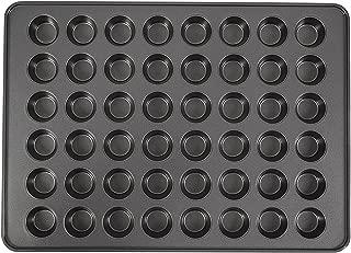 Wilton Perfect Results Premium Non-Stick Mega Mini-Size Muffin and Cupcake Baking Pan, Mini 48-Cup