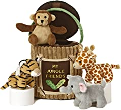 ebba Baby Talk Carrier, My Jungle Friends Playset, Small (6-14