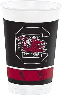 University of South Carolina Plastic Cups, 24 ct