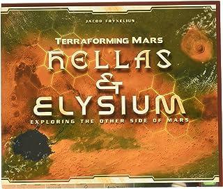 Terraforming Mars Hellas & ElysiumStrategy Game