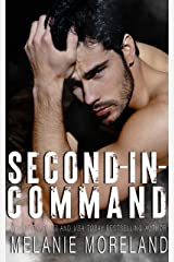 Second-in-Command (Men of Hidden Justice Book 2) Kindle Edition