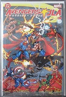 Avengers & JLA Issue #2 0f 4