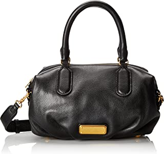 New Q Small Legend Top-Handle Bag