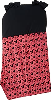 One Grace Place 10-26031 Sassy Shaylee - Diaper Stacker, Negro