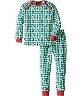 BedHead Kids - Long Sleeve Baby Tee & Pant Set (Infant)