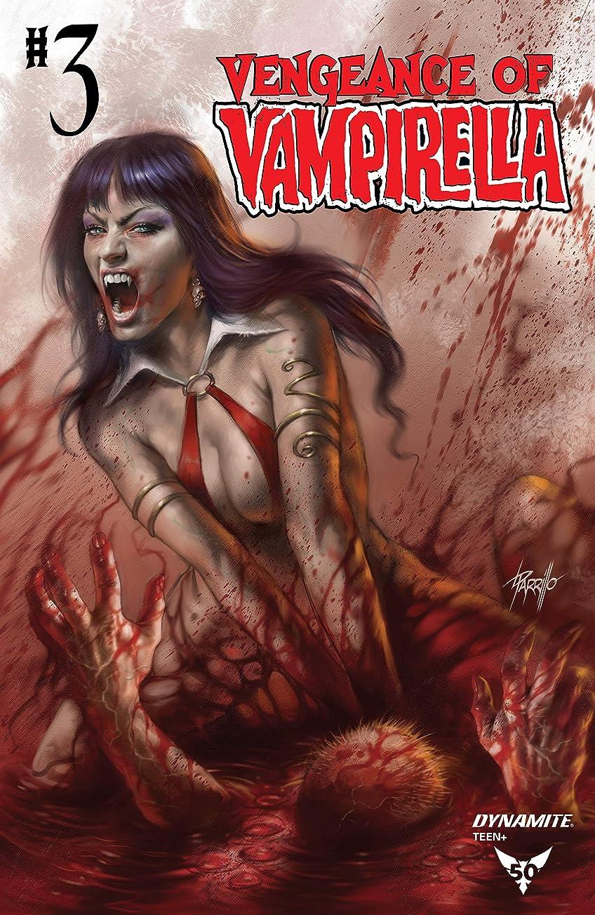 栄養不完全皿Vengeance of Vampirella #3 (English Edition)