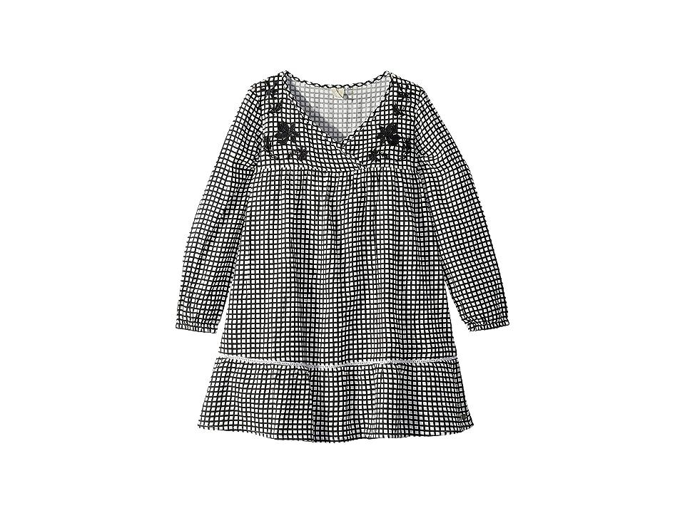 Roxy Kids September Song Dress (Big Kids) (Marshmallow Square Land) Girl