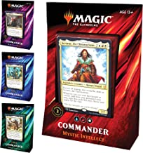 Magic: The Gathering Commander 2019 Decks | All 4 Decks