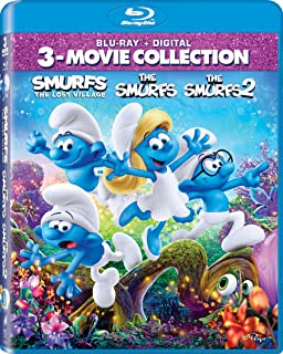 The Smurfs 2 / Smurfs 2011 Smurfs: The Lost Village - Set