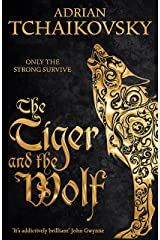 The Tiger and the Wolf: Adrian Tchaikovsky (Echoes of the Fall Book 1) (English Edition) Format Kindle