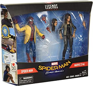 Marvel Legend 2-Pack Spider-Man Homecoming Spiderman and MJ
