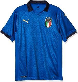 FIGC Italia Home Soccer Jersey 2020