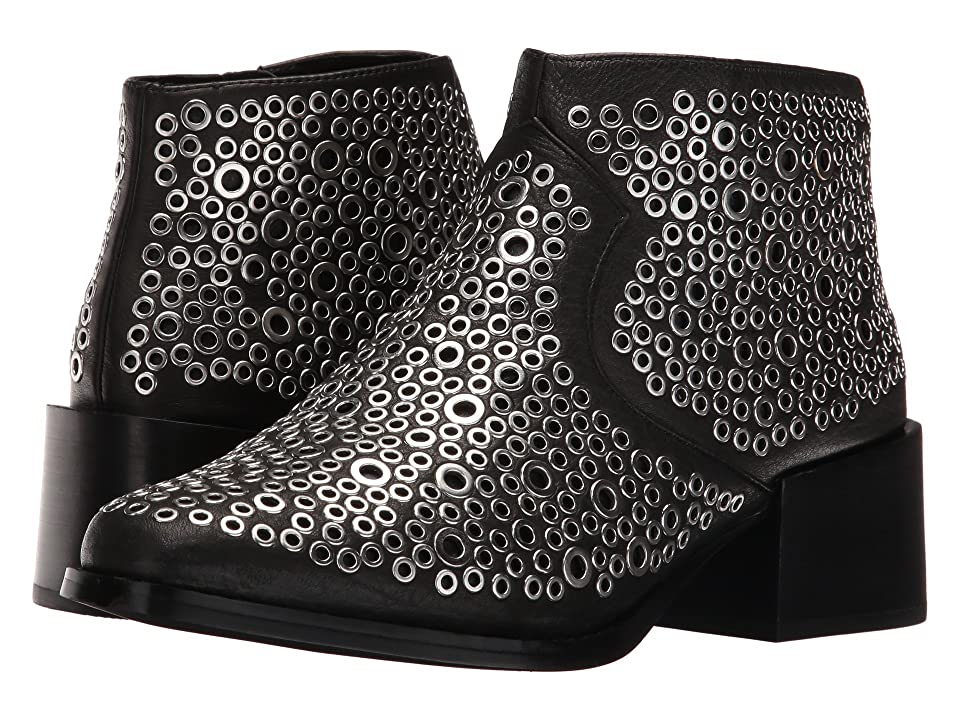 Sol Sana Lou Boot (Black Eyelet) Women