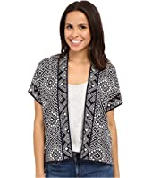Lucky Brand - Geo 3rd Piece Top