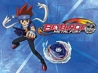 Beyblade Metal Fury - Volume 3