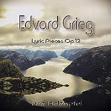 Grieg: Lyric Pieces No. 1-8, Op. 12