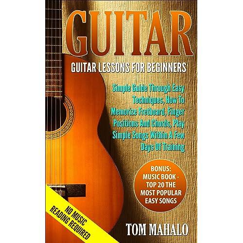 Beginner Guitar Songs: Amazon com