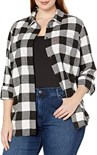 Women's Plus-Size Autumn Bf Shirt