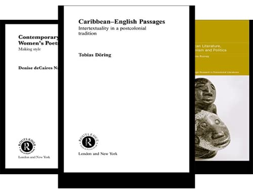 Routledge Research in Postcolonial Literatures (50 Book Series)