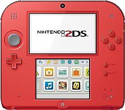 Nintendo 2DS-Crimson Red 2 with Mario Kart 7