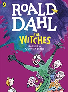 The Witches (Colour Edition) (Dahl Colour Editions) (English Edition)