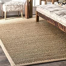seagrass rug no border
