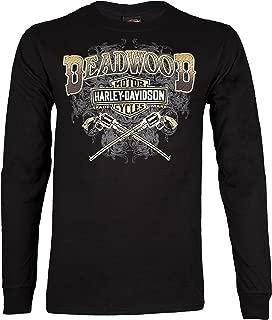 Deadwood Men's Wild Bill Guns Long Sleeve T-Shirt
