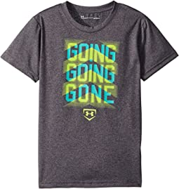 Under Armour Kids Going Going Gone Short Sleeve (Little Kids/Big Kids)