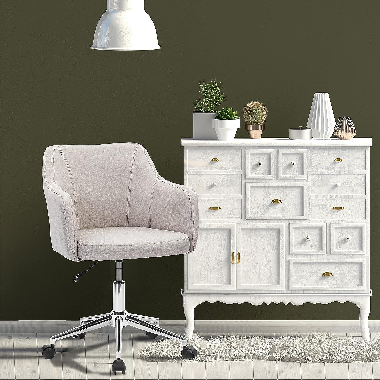 Home Office Chair Modern トラスト Accent Task Velvet Chairs Upholstered ブランド買うならブランドオフ