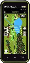 SkyCaddie SX400, Handheld Golf GPS with 4 inch Touch Display, Black, (Model: SX400 GPS)