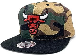 Cover Snapback BH7AEZ Camo Chicago Bulls
