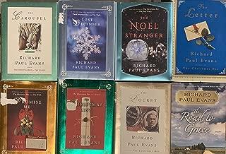 Richard Paul Evans Novel Collection 8 Book Set