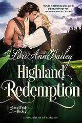 Highland Redemption (Highland Pride Book 2) Kindle Edition