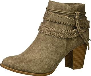 Fergalicious حذاء طويل للكاحل للنساء