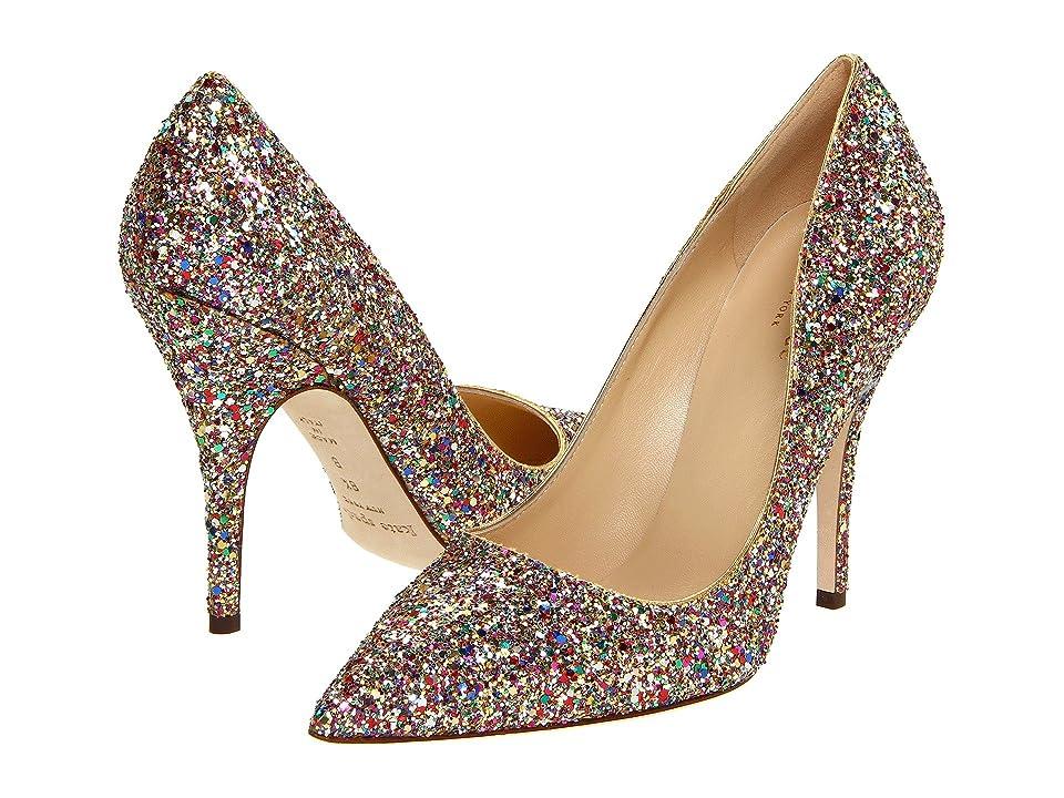 Kate Spade New York Licorice Too (Licorice Too Multi Glitter) Women