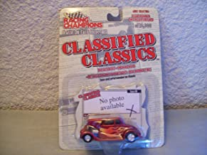 Racing Champions Classified Classics Hot rod 1933 Willy's Coupe
