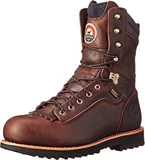 9 inch work boots