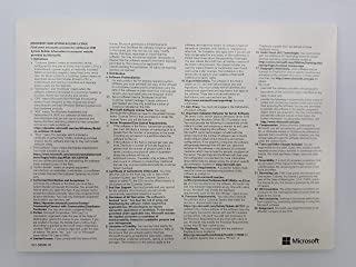 مايكروسوفت ويندوز 10 برو 64 بت انج انتل 1pk DSP Ver. 1709