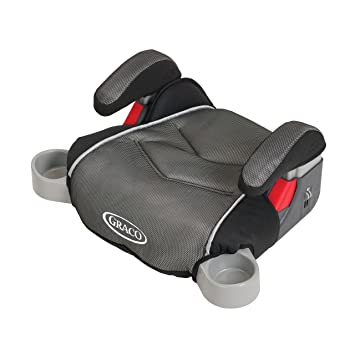 Graco TurboBooster Backless Booster Car Seat, Galaxy: image