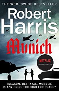 Munich: Soon to be a major NETFLIX movie starring Jeremy Irons