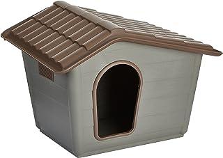comprar comparacion Rosewood 02301 Eco - Casetapara conejos, gatos y perros pequeños, 41 x 31 x 39 cm