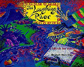 The Laughing River book + musical CD (Folktales for Peace)