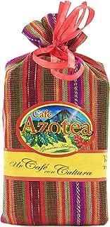La AzoteA Estate Genuine Antigua Guatemala Coffee - 100% Arabica SHB - Ecological Single Origin Gourmet Coffee - Tipico Gift Bag (Medium Roast, Whole Bean - 11.5 Ounces)