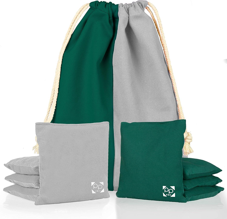 Professional Cornhole Bags お見舞い - Set of 8 Weather All 25%OFF Dou Regulation