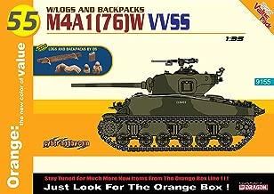 Cyber Hobby 1/35 M4A1(76) W Vvss Orange Model Kit