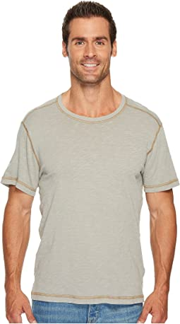 Agave Denim - Skeg Short Sleeve Slub Jersey T-Shirt