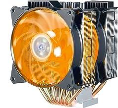 Cooler Master MasterAir MA621P RGB ThreadRipper TR4 Twin Tower CPU Air Cooler 6 CDC 2.0 Heatpipes, Aluminum Fins, Push-Pul...
